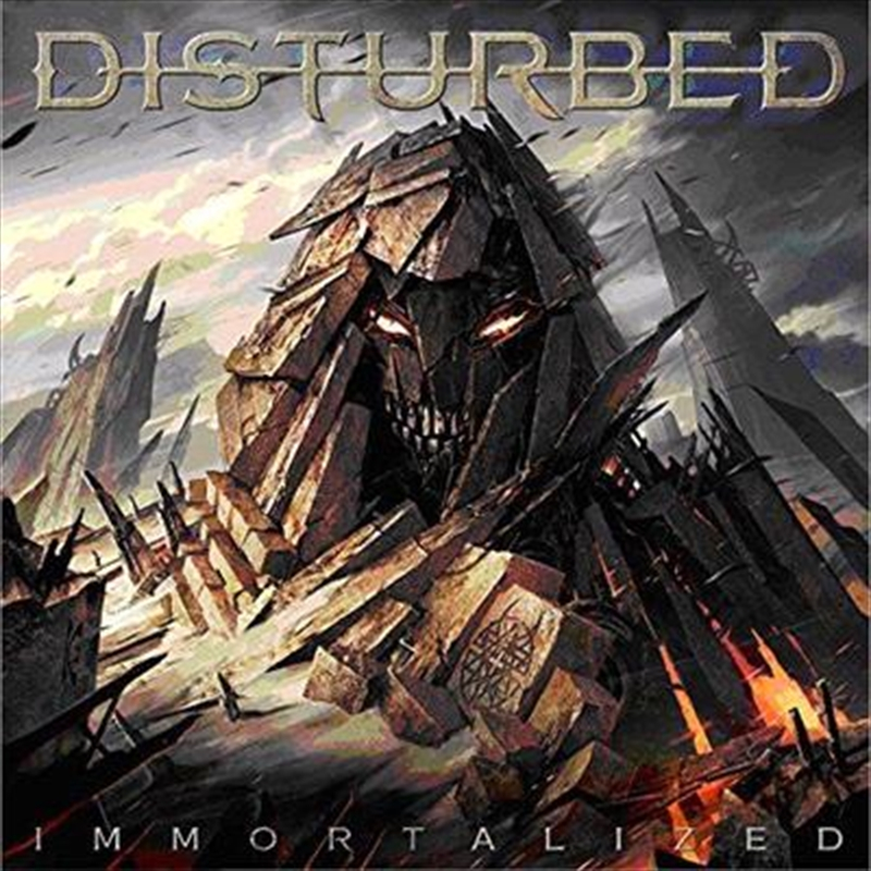 Immortalized | CD