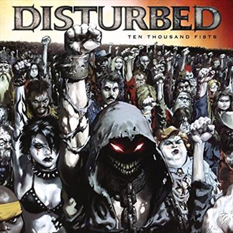 Ten Thousand Fists | Vinyl