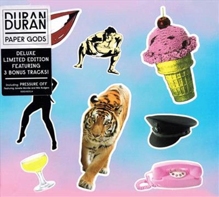 Duran Duran - Paper Gods (Bonus Tracks) | CD