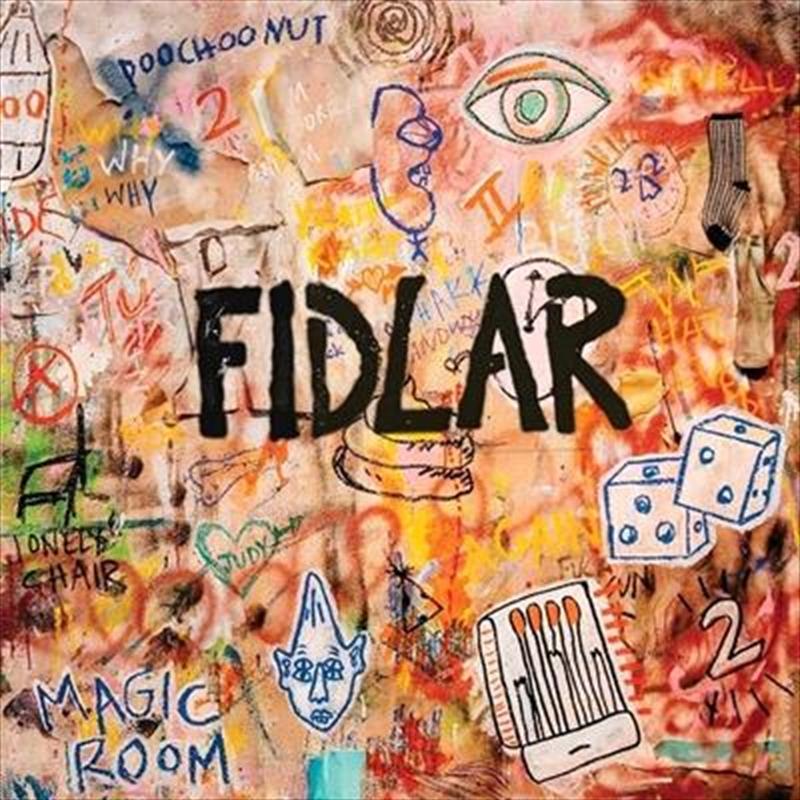Fidlar - Too | CD
