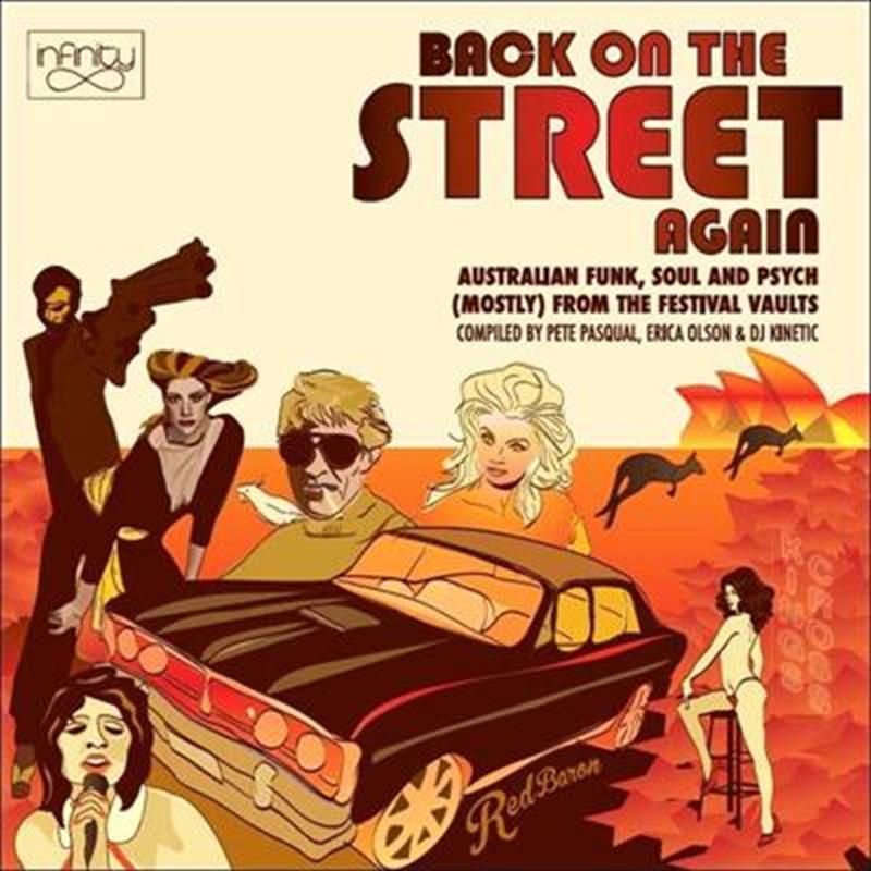 Back On The Street Again | CD
