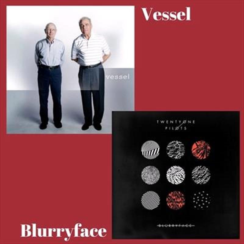 Vessel / Blurryface | CD