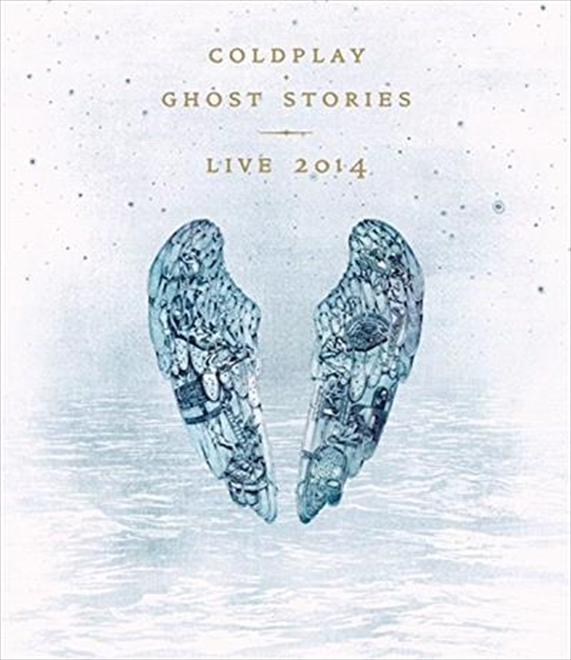 Ghost Stories Live 2014 | Blu-ray/CD