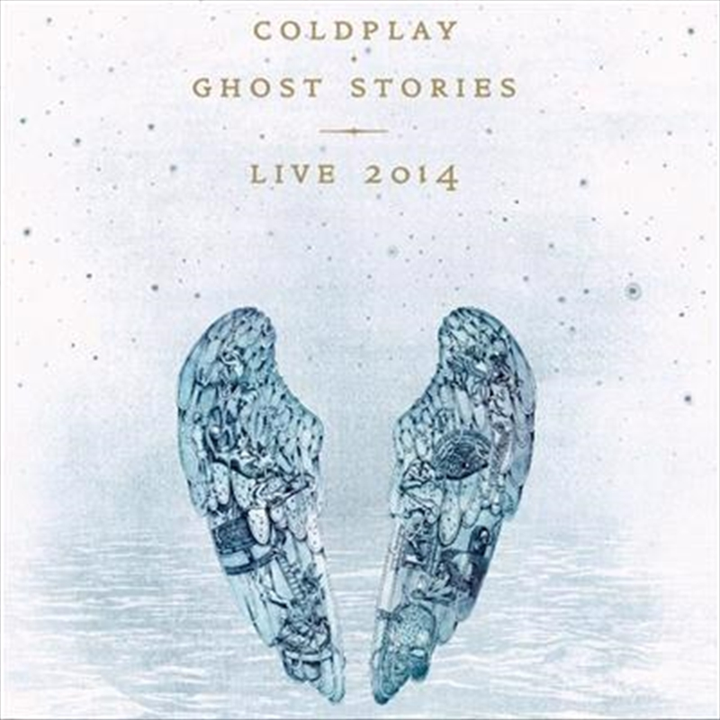 Ghost Stories Live 2014 | CD/DVD