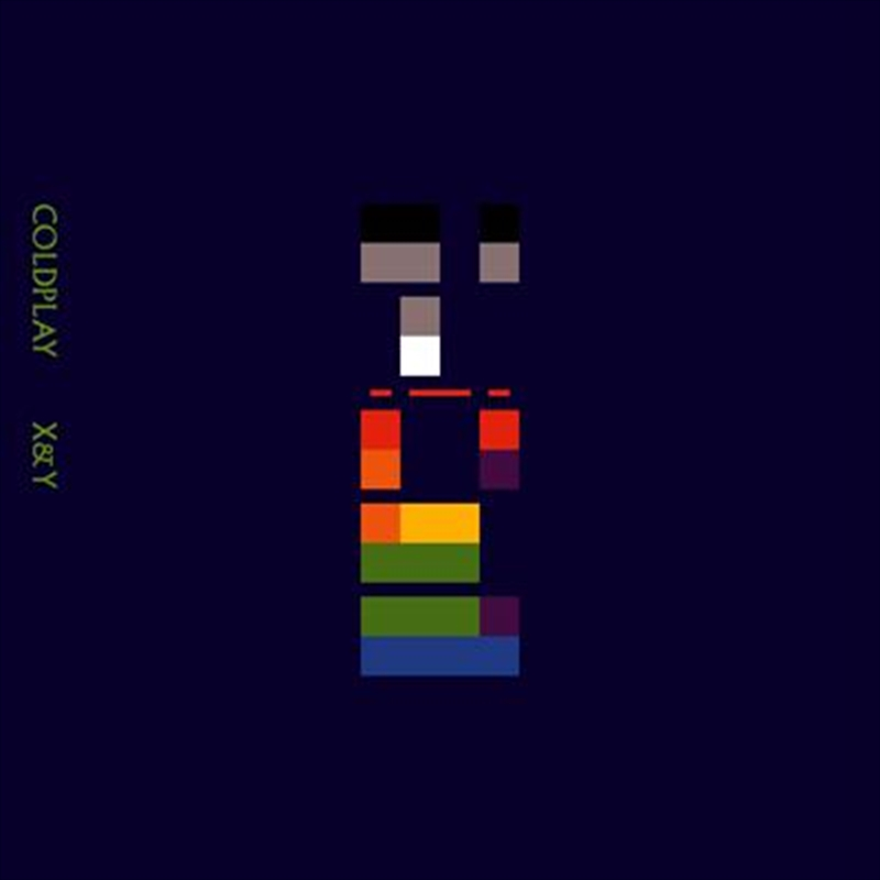 Coldplay X and Y | CD