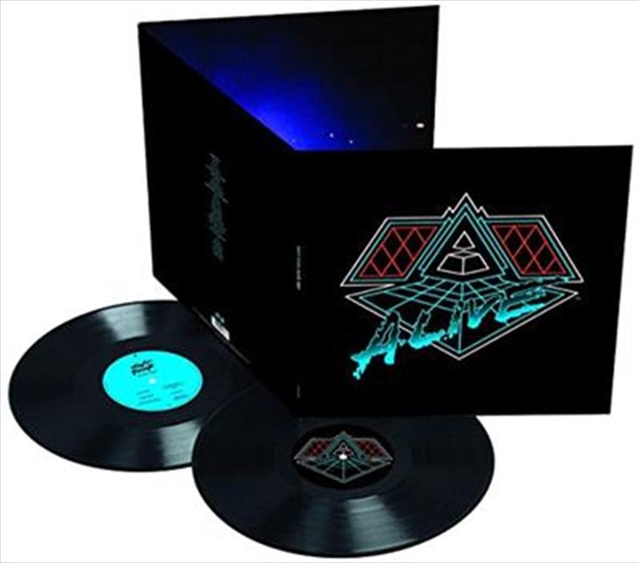 Alive 2007 | Vinyl