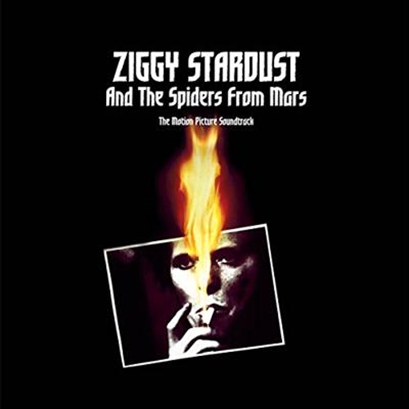Ziggy Stardust And The Spiders From Mars (the Motion Picture Soundtrack) | Vinyl