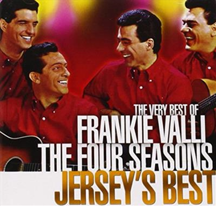 Jersey's Best- Very Best Of | CD