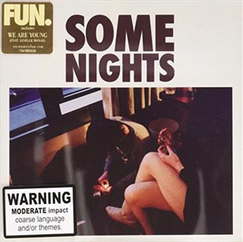 Some Nights | CD