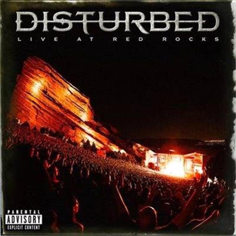 Disturbed: Live At Red Rocks | CD