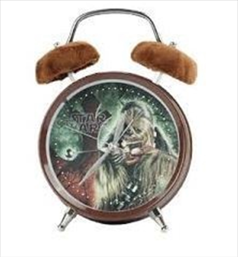 Star Wars Alarm Clock Chewbacca Twinbell | Accessories