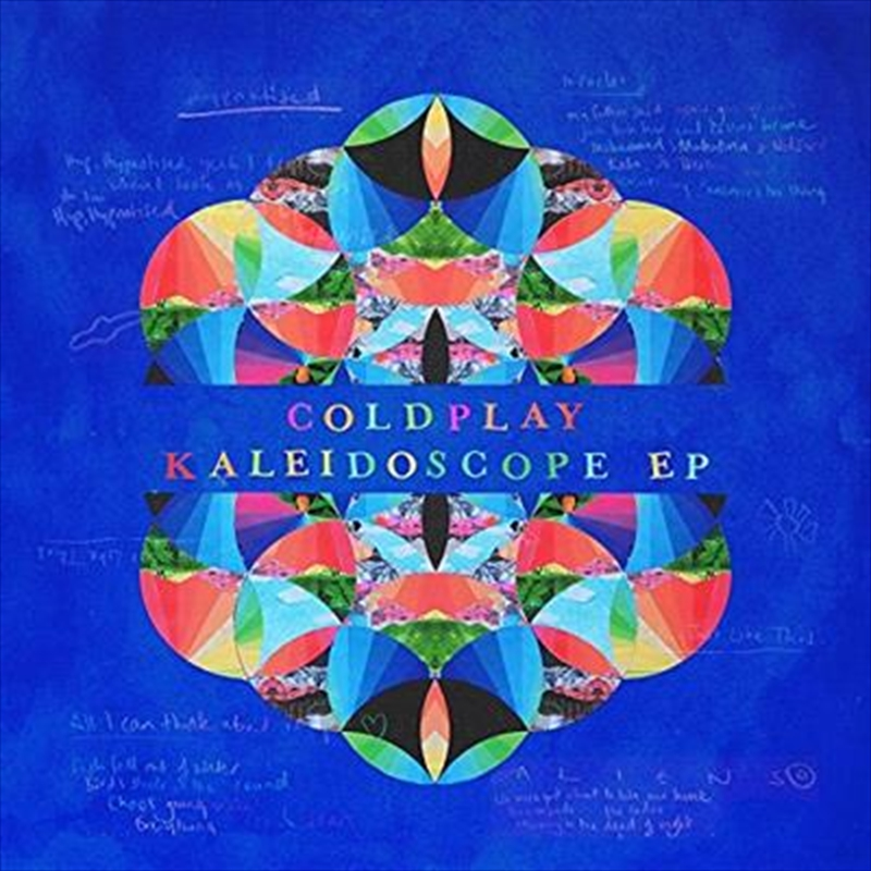 Kaleidoscope: Ep   Vinyl