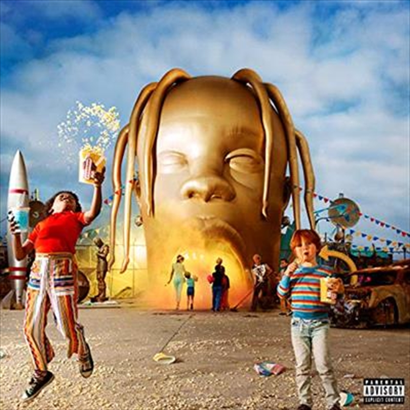 Astroworld | CD