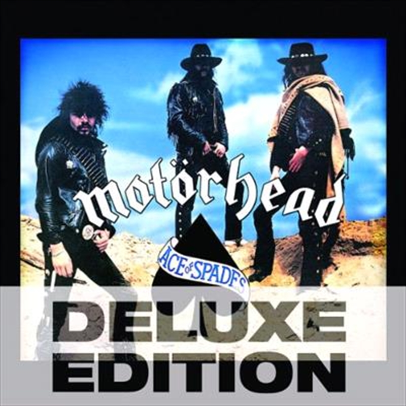 Ace Of Spades Deluxe Edition | CD