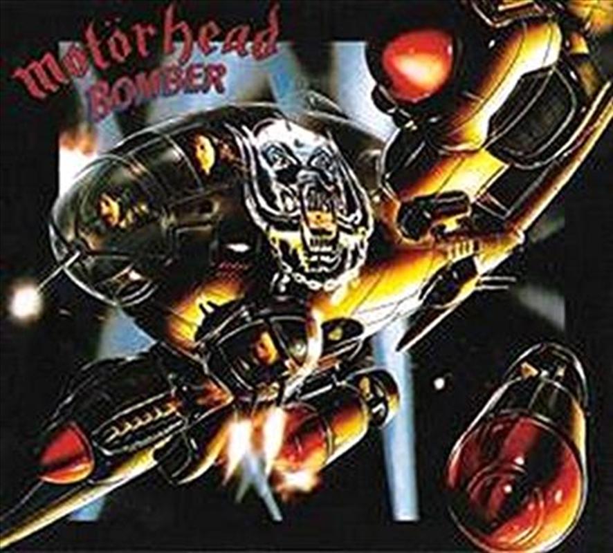 Bomber   Vinyl