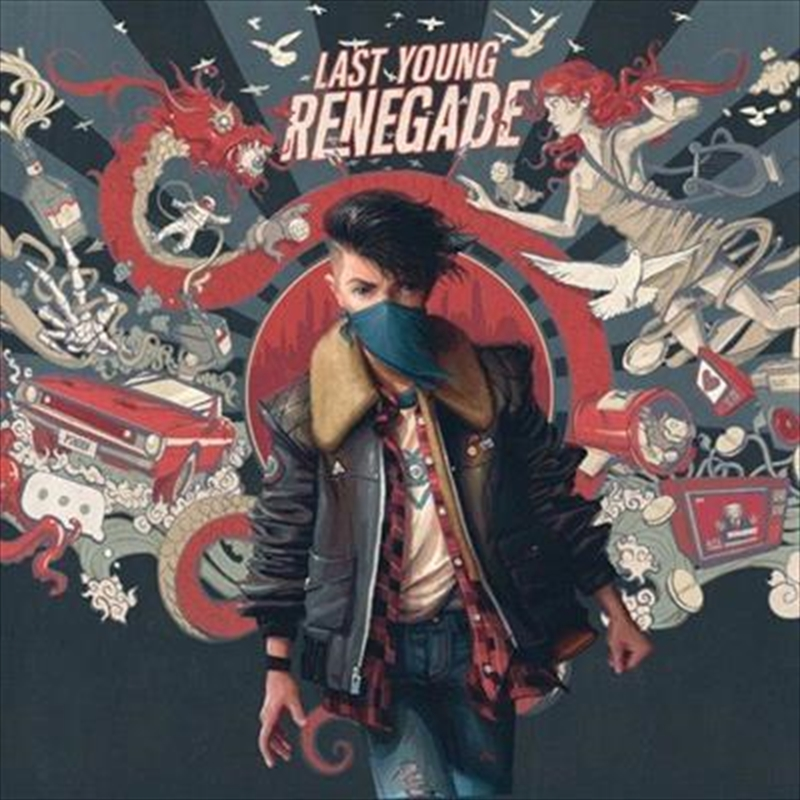 Last Young Renegade | Vinyl