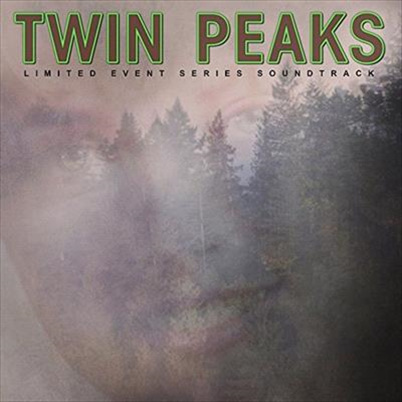 Twin Peaks: Limited Event Series | CD