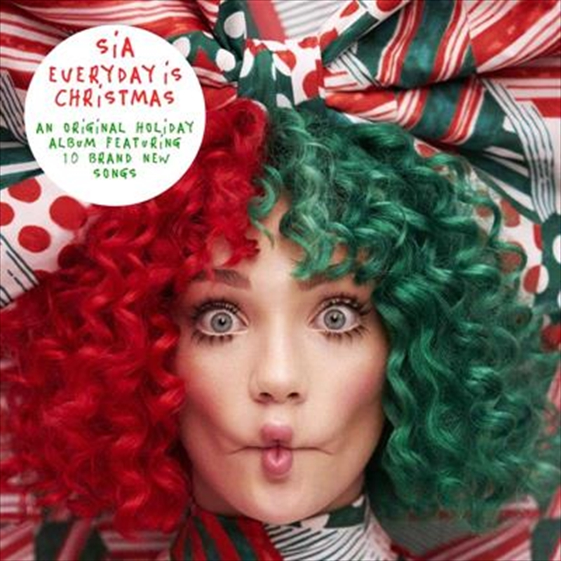 Everyday Is Christmas   CD