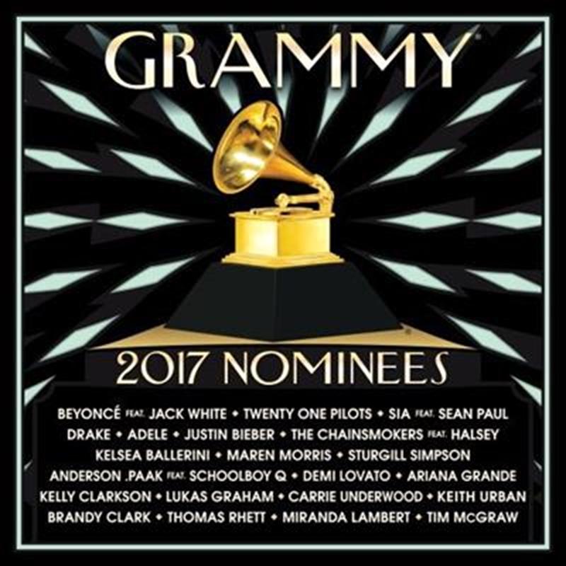 2017 Grammy Nominees   CD