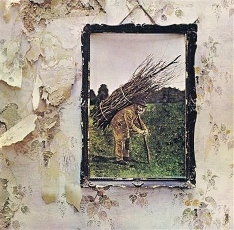 Led Zeppelin - Iv (symbols) (2014) | CD