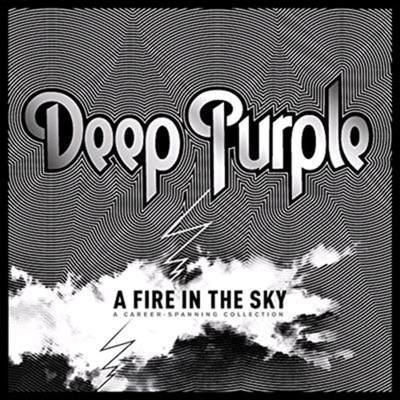A Fire In The Sky | CD