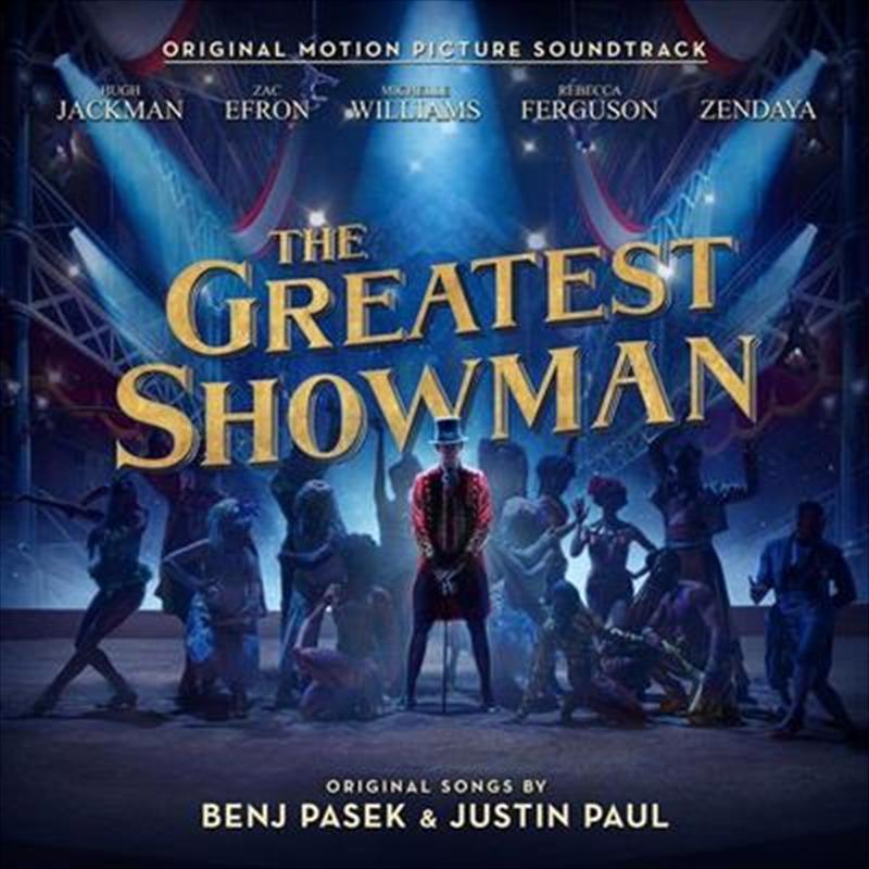 Greatest Showman | CD