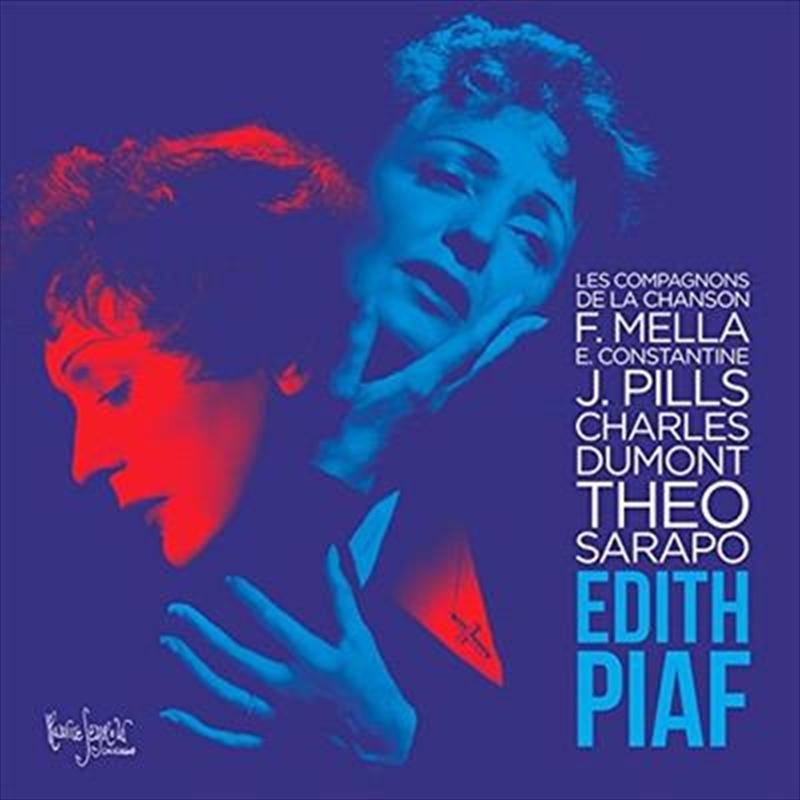 Edith Piaf   CD