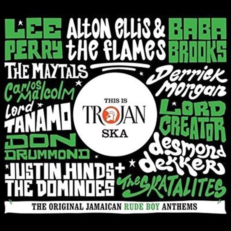 This Is Trojan Ska | CD