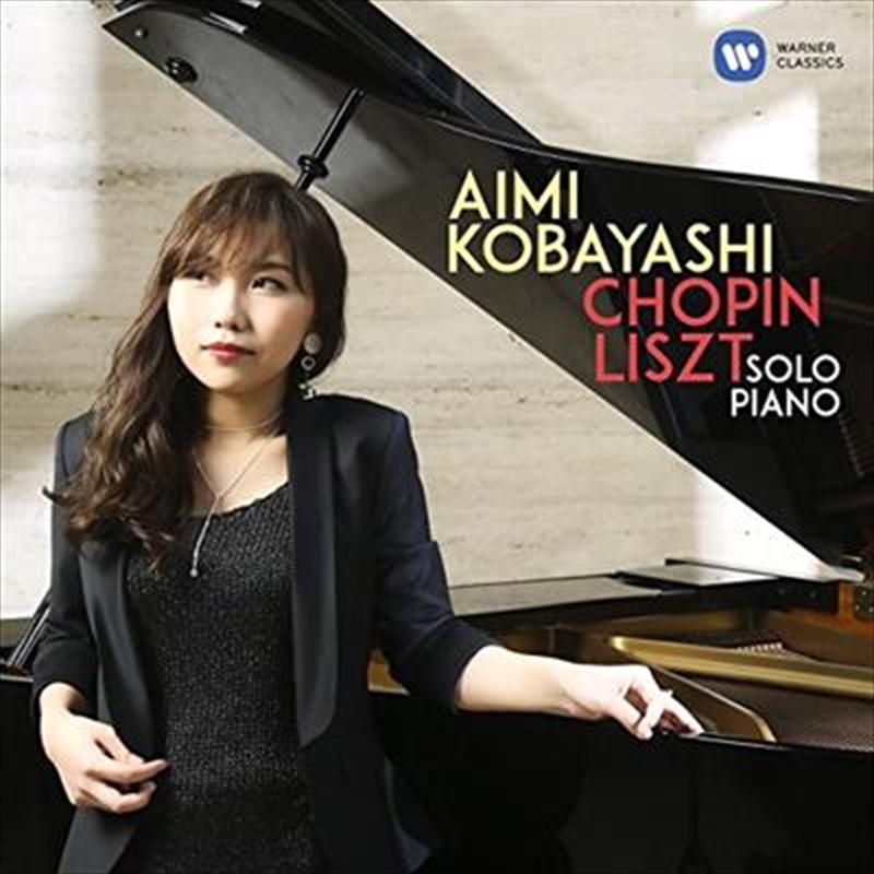 Liszt/Chopin Recital | CD