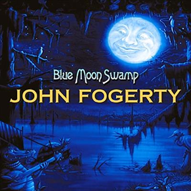 Blue Moon Swamp | CD