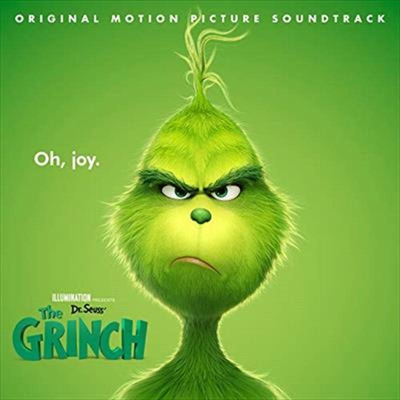 Dr. Seuss The Grinch | CD