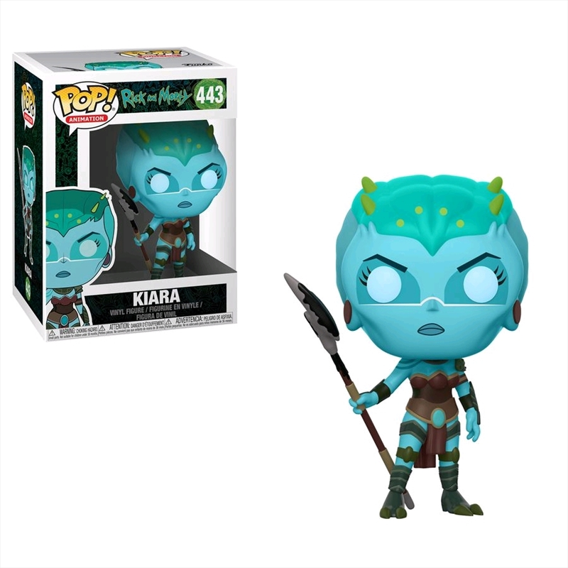 Rick and Morty - Kiara Pop! Vinyl | Pop Vinyl