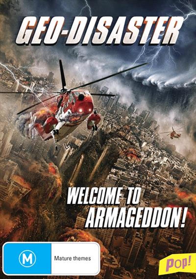 Geo-Disaster | DVD