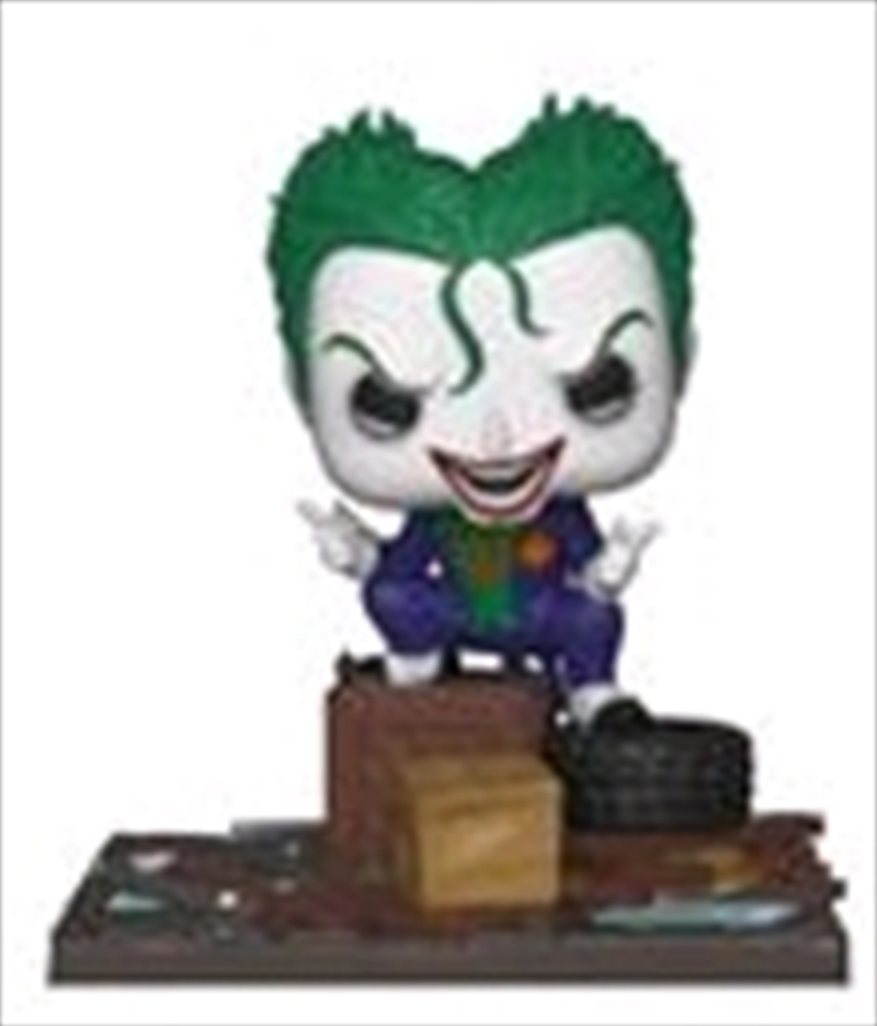 Batman - Joker in Alley (Hush) Comic Moments Pop! Vinyl [RS]   Pop Vinyl