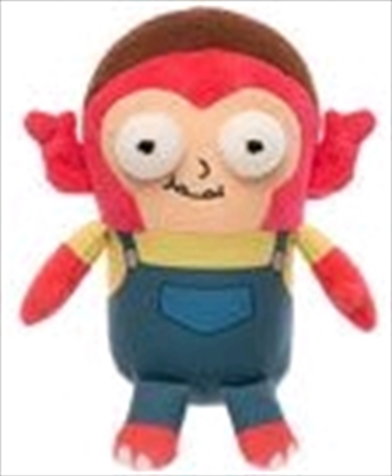 Rick and Morty - Morty Jr Plush | Toy