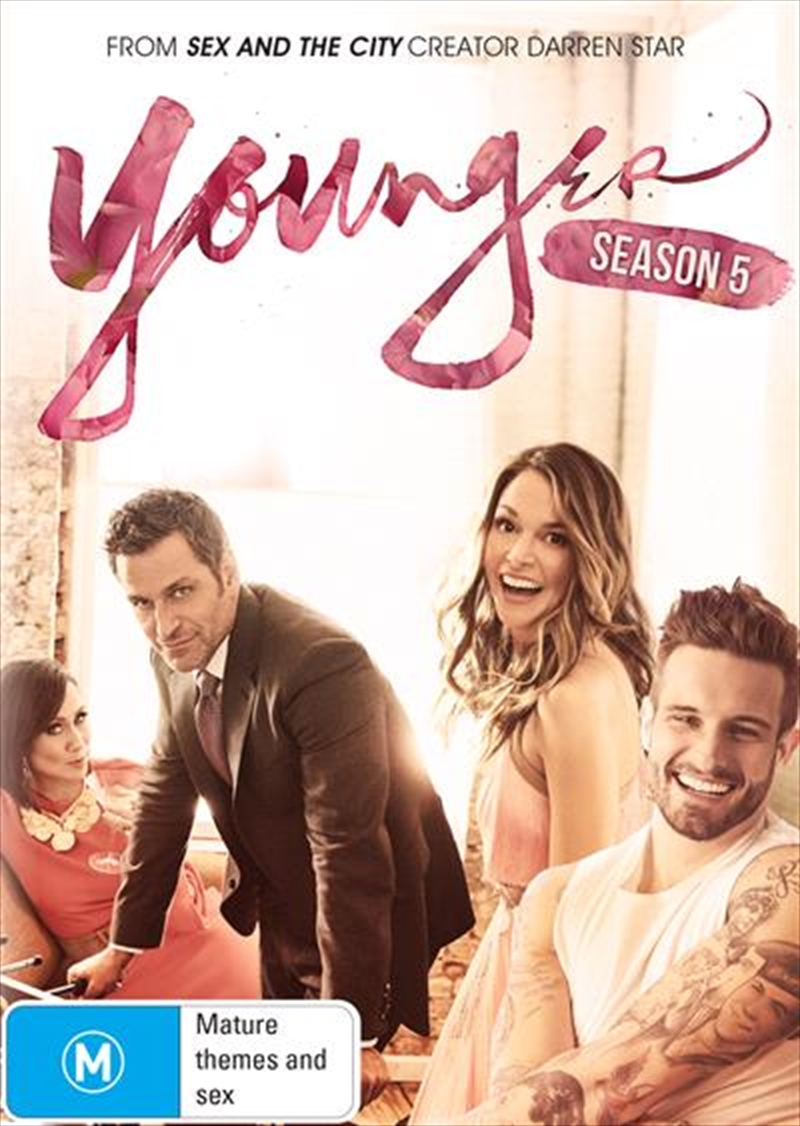 Younger - Season 5 | DVD