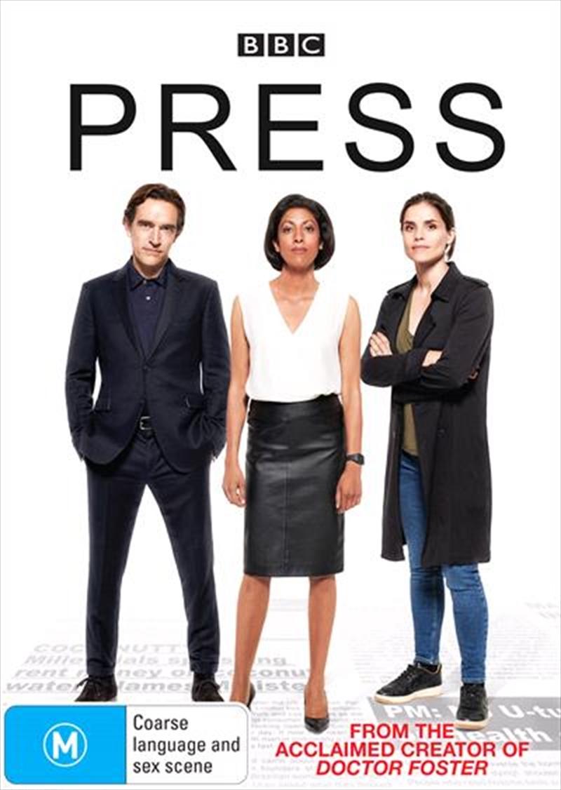 Press | DVD