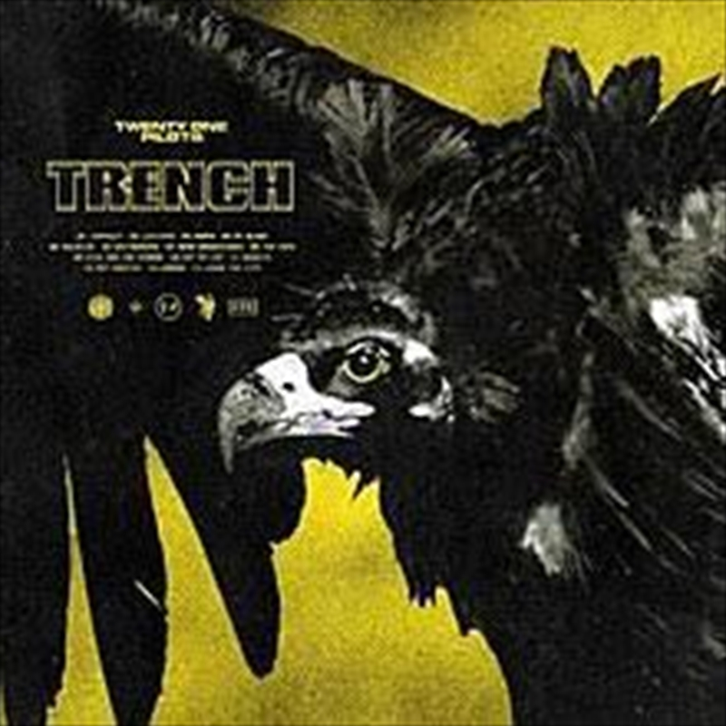 Trench | CD