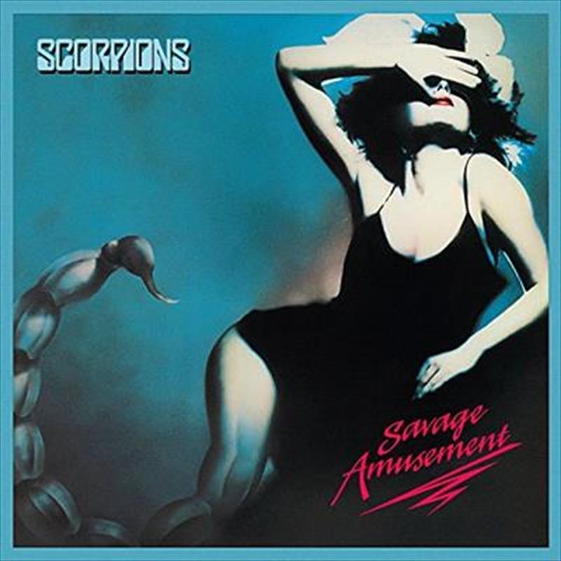 Savage Amusement | CD/DVD