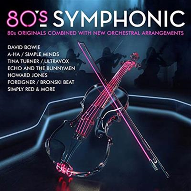 80s Symphonic | CD