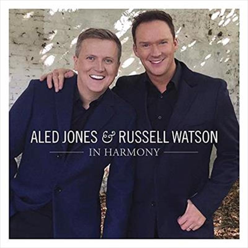 In Harmony   CD