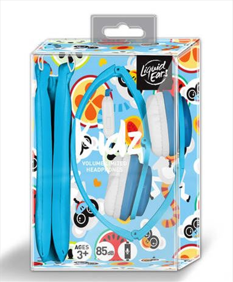 Liquid Ears - Kids Volume Limited Foldable Headphones | Accessories