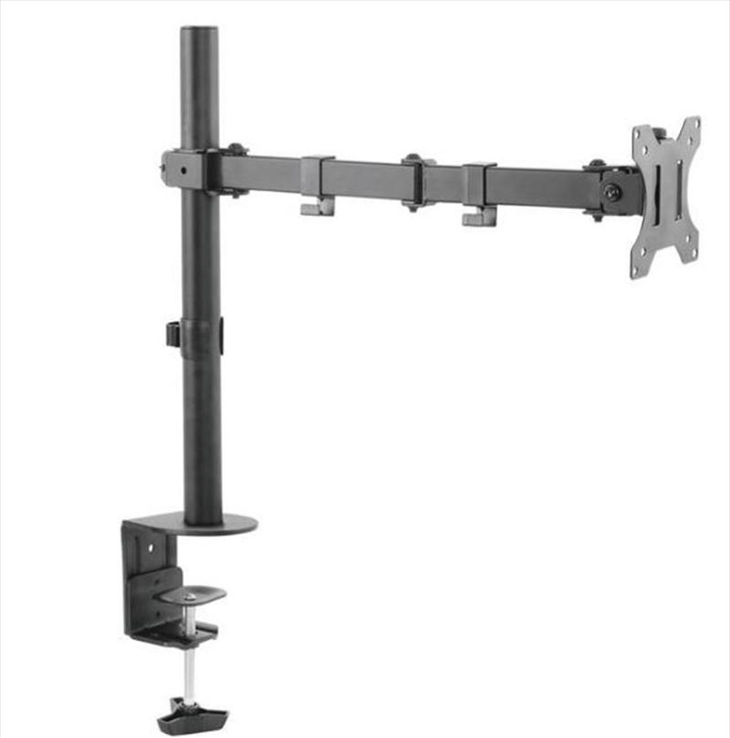 Single Arm Monitor Desk Mount | Accessories