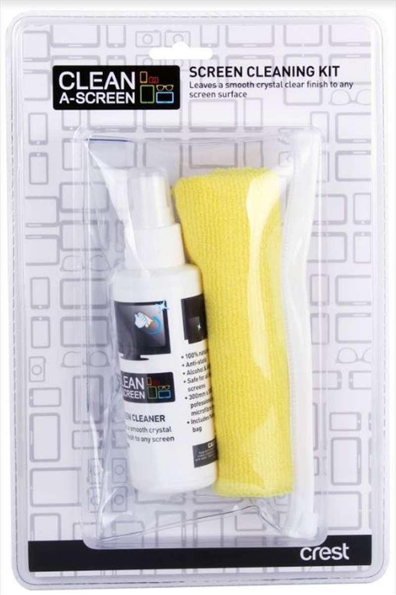 Big Screen Cleaning Kit | Accessories