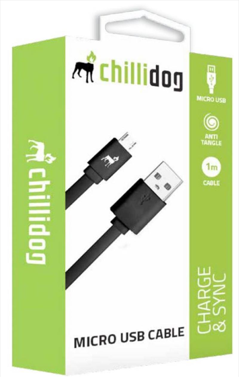 Micro USB Cable - Black   Accessories