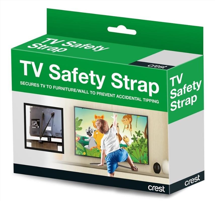 TV Safety Strap   Accessories