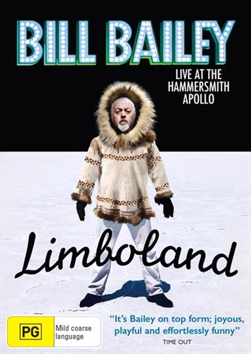 Bill Bailey - Limboland | DVD