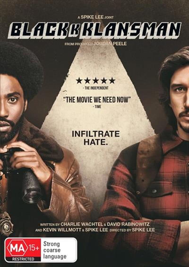 Blackkklansman | DVD