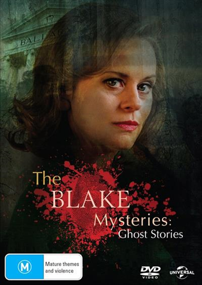 Blake Mysteries - Ghost Stories, The | DVD