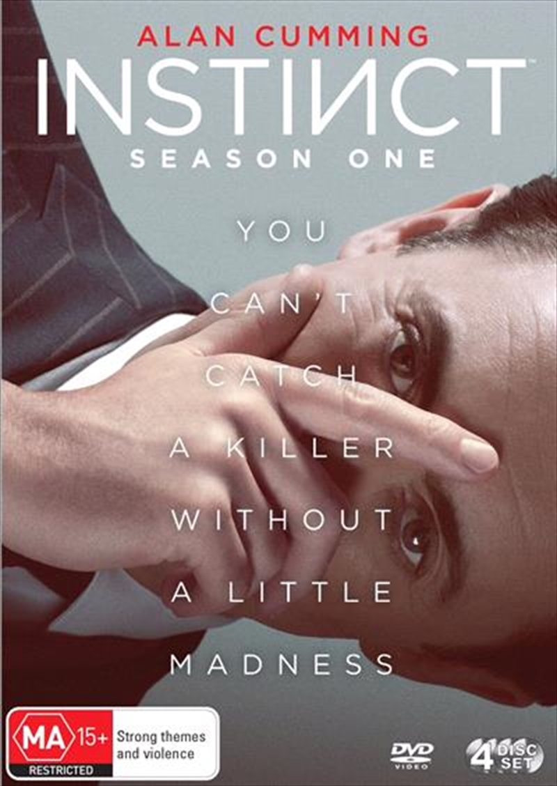 Instinct - Season 1 | DVD